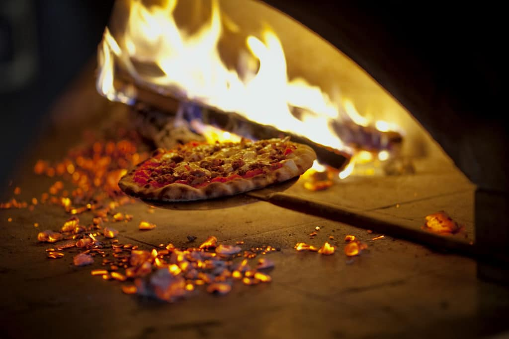 Smokin Oak Wood-fired Pizza