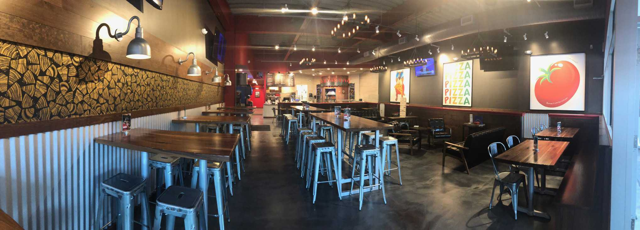 Smokin' Oak Wood-Fired Pizza Ames – A Refreshed New Look