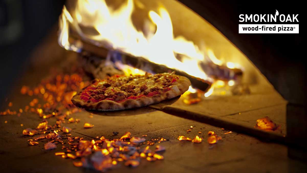 Wood-Fired Pizza – The Biggest Trend in Pizza
