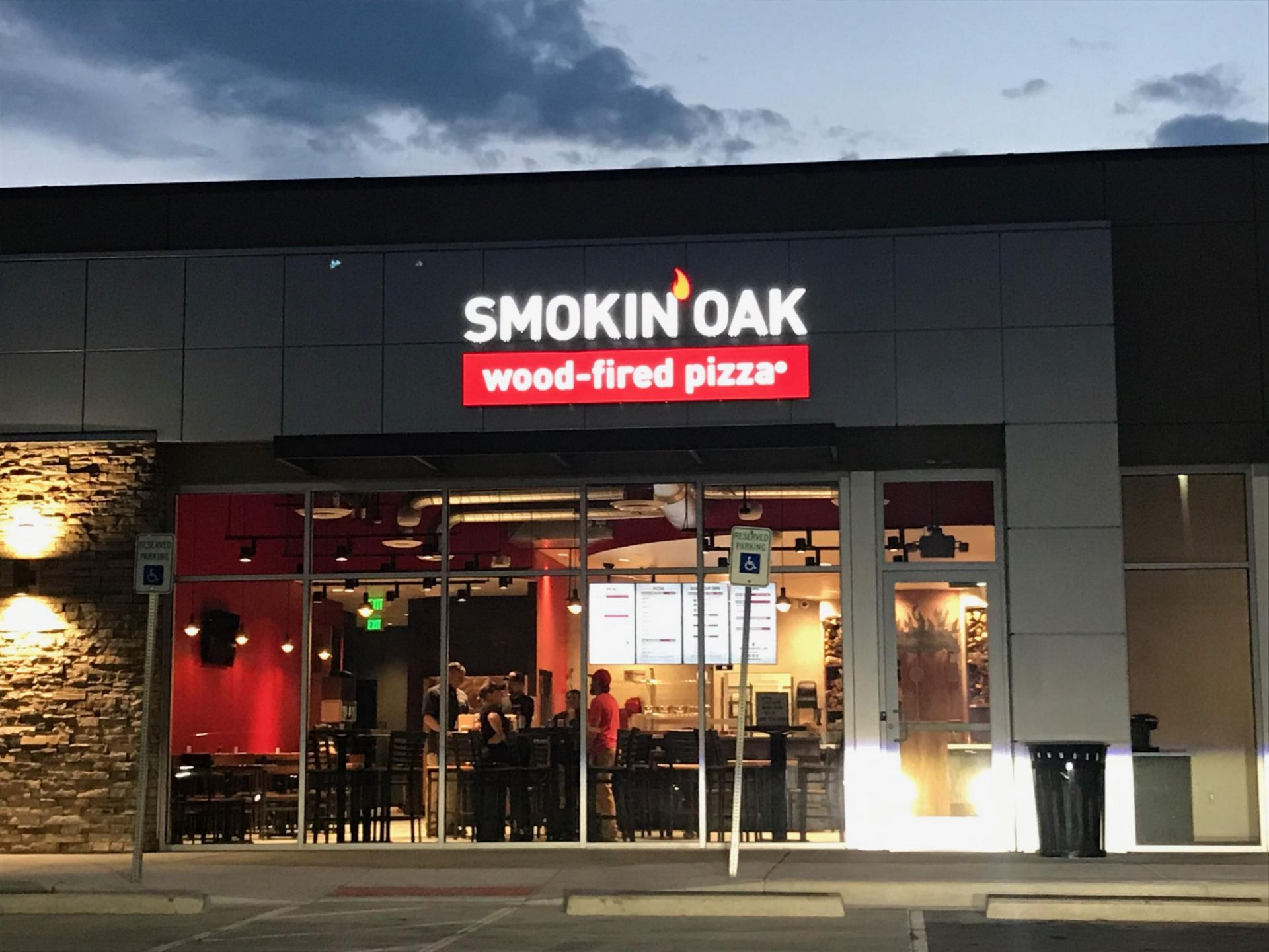Smokin' Oak Wood-Fired Pizza Firing Up Second Colorado Location