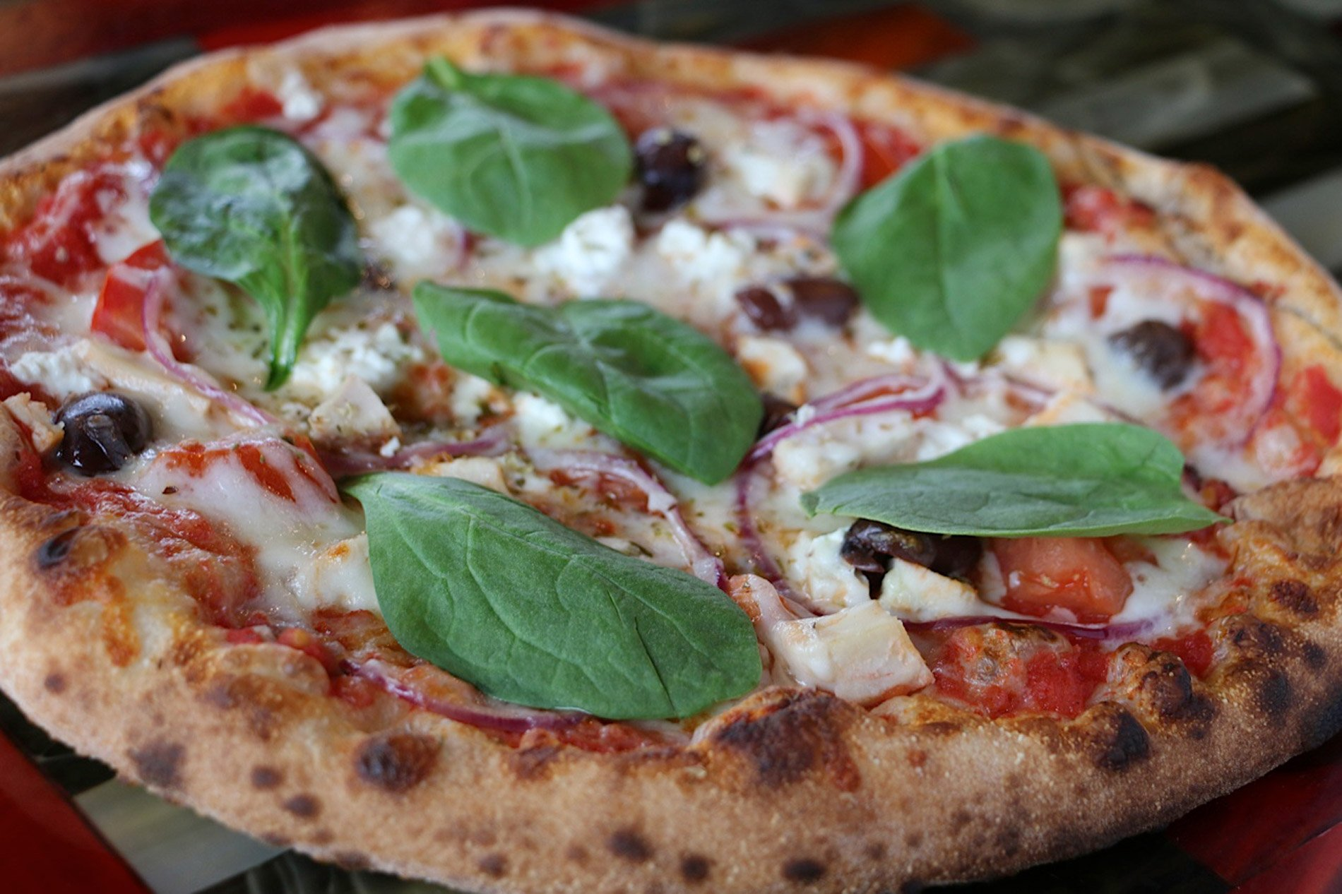 Is Wood-Fired Pizza Healthier?
